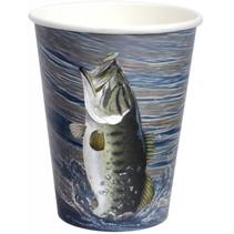 Gone Fishin' 12oz Cup