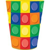 *Block Party 16oz Plastic Cup