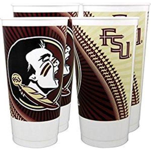 *Florida State Souvenir Cups 4ct