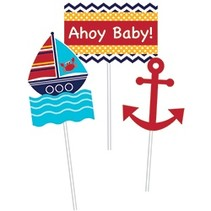 ***Ahoy Matey Centerpiece Sticks