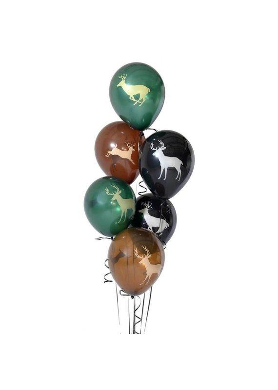 *****Buck Latex Balloons