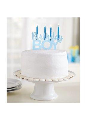 ***Birthday Boy Candle Holder