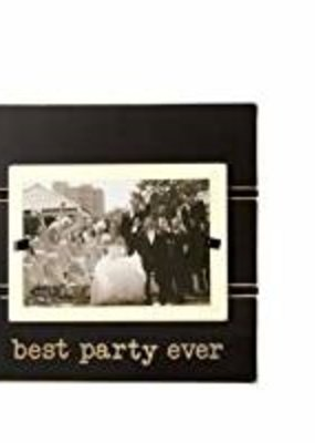 ***Best Party Ever Picture Frame