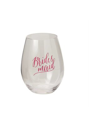 ***Bridesmaid Wine Glass