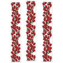 ***Rose Party Panels 6ft