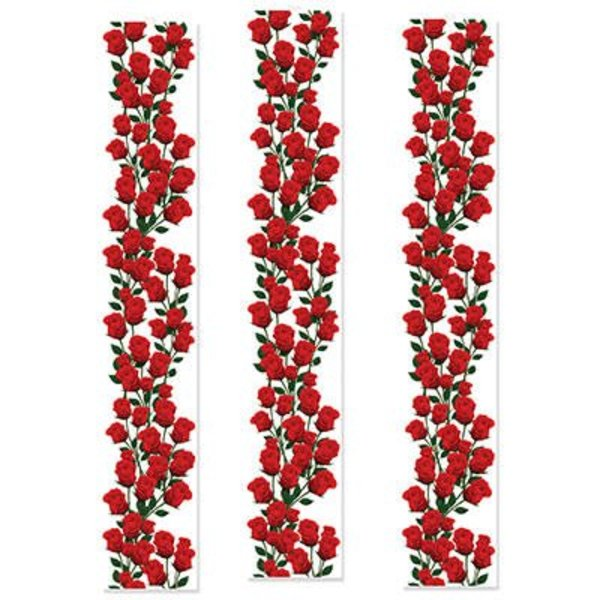 Rose Party Panels 6ft