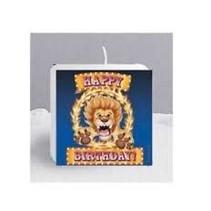 *Big Top Circus Birthday Candle