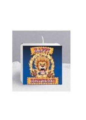 ***Big Top Circus Birthday Candle