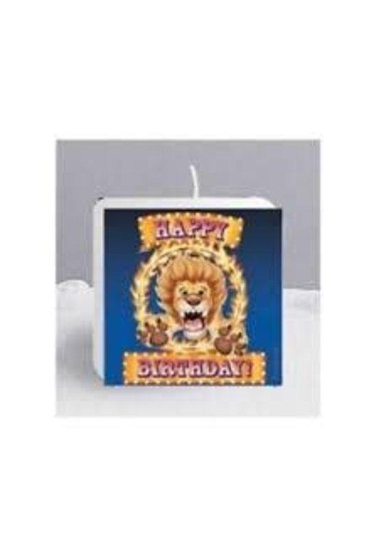 *****Big Top Circus Birthday Candle