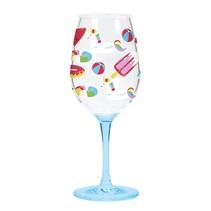 Float Double Wine Glass