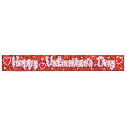 **Happy Valentine's Day Fringe Banner