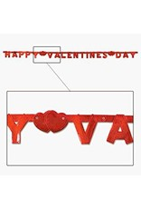 ***Happy Valentine's Day Jointed Banner