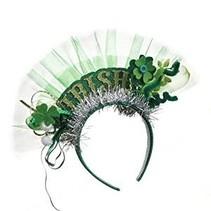 ***Saint Patricks Day Headband