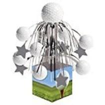 *Sports Fanatic Golf Centerpiece