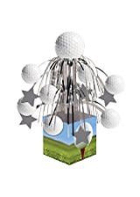 *****Sports Fanatic Golf Centerpiece