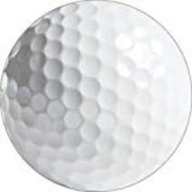 *Golf Fanatic Invitations 8ct