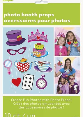 ***Tea Party Photo Booth Props