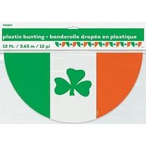 ***St. Patrick's Day Plastic Bunting