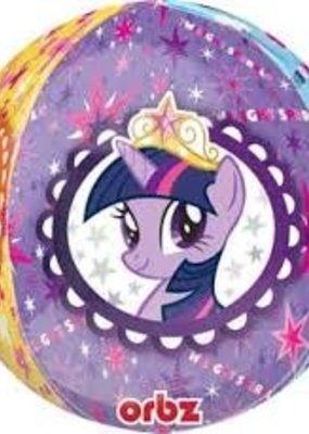 ***My Little Pony Orbz Mylar Balloon