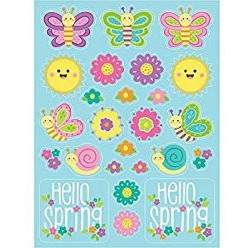 Hello Spring Stickers