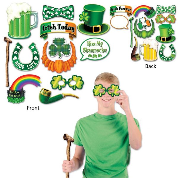 ***St. Patricks Day Photo Props