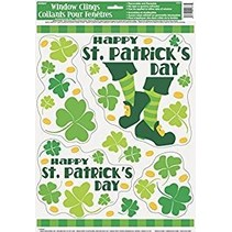 ***St.Patricks Day Clings