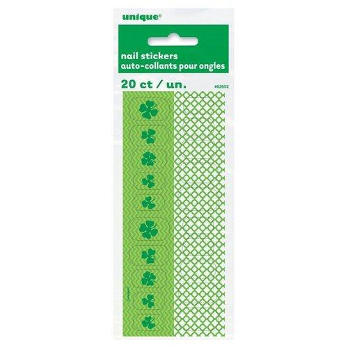 Saint Patrick's Day Nail Stickers