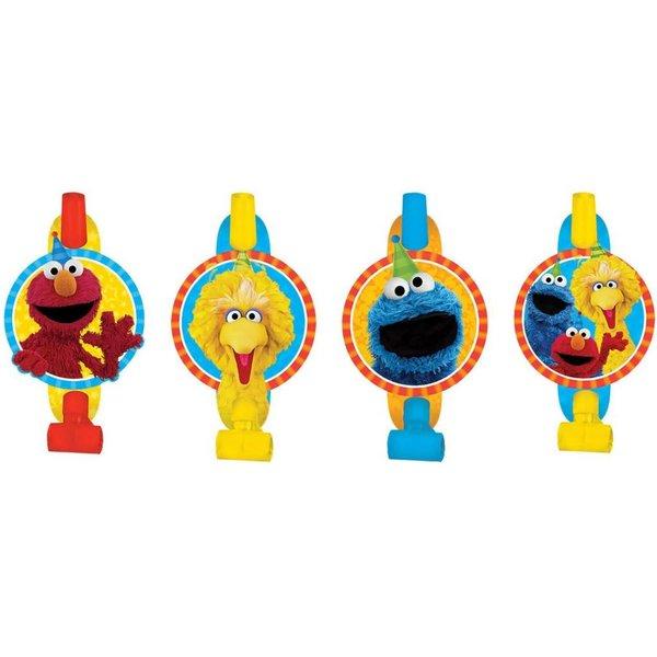 Sesame Street Blowouts