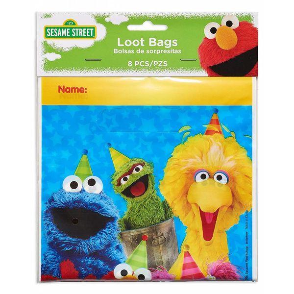 Sesame Street Treat Bag
