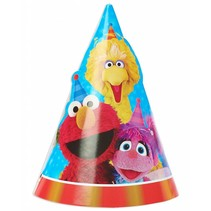 Sesame Street Paper Party Hats