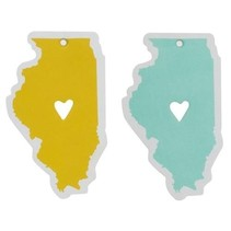 ***State of Mine Car Air Freshners Illinois