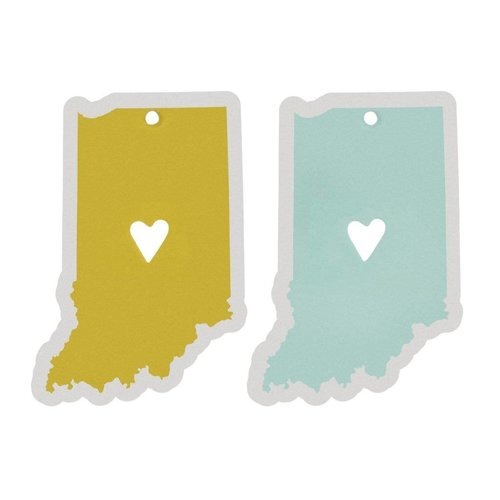 About Face Designs State of Mine Car Air Freshners Indiana