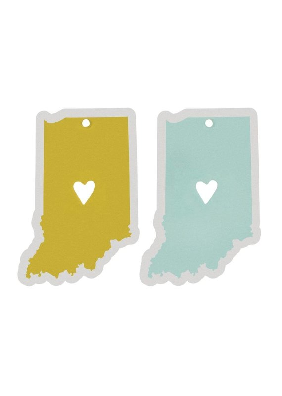 About Face Designs ***State of Mine Car Air Freshners Indiana