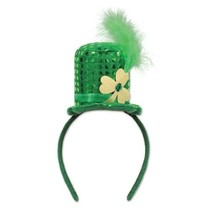 ***Leprechaun Hat Headband