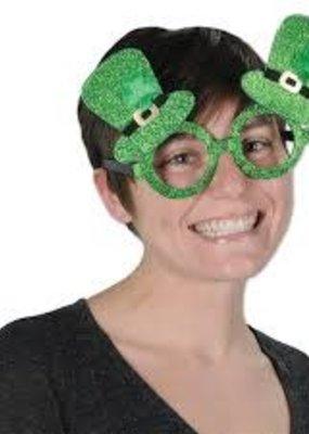 ***Leprechaun Hat Glasses