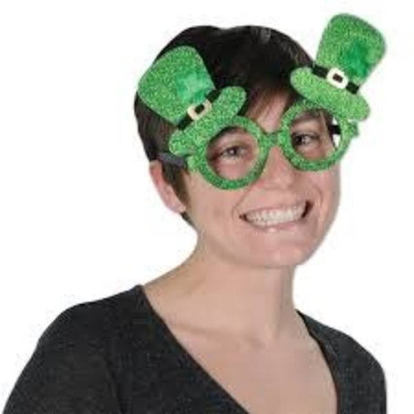 Leprechaun Hat Glasses