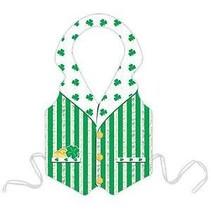 ***Prismastic St. Patrick Vest