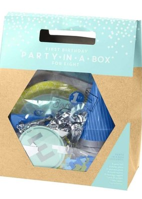CR Gibson ***Party in a Box Boy 1st Birthday