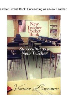 Veronica Bienaime ***New Teacher Pocket Book