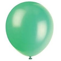 "***12"" Latex Balloons, 72ct - Emerald Green"