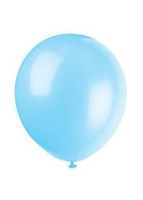 "****12"" Latex Balloons, 72ct - Baby Blue"