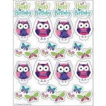 ***Owl Pal Stickers