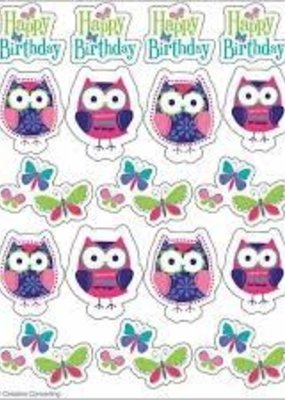 ***Owl Pal Stickers