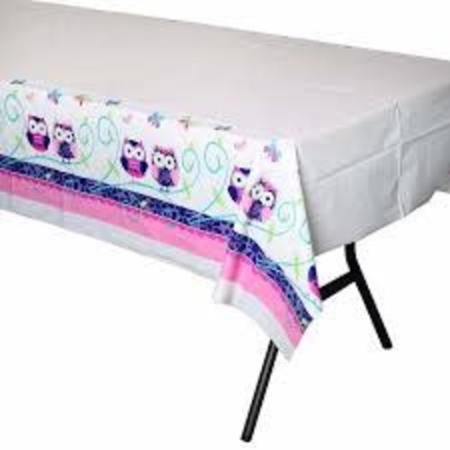 *Owl Pal Tablecover