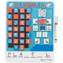 ***Hangman Travel Game