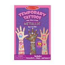 ***Metallic Temporary Tattoos