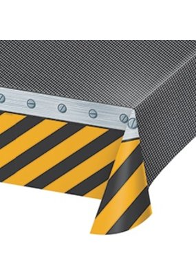 ****Construction Zone Tablecover