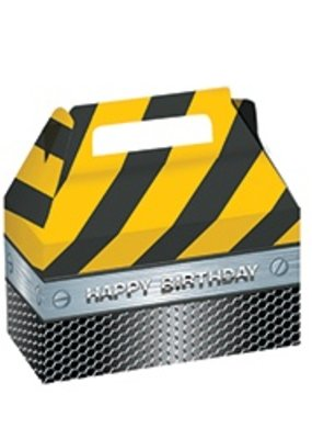 ***Construction Zone Treat Boxes
