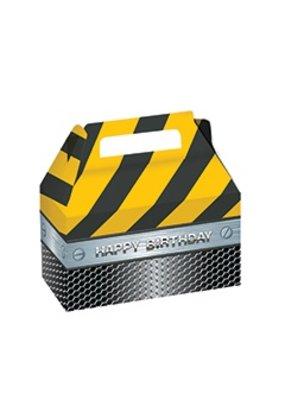 ****Construction Zone Treat Boxes
