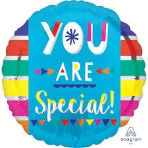 """*You Are Special 18"""" Mylar Balloon"""